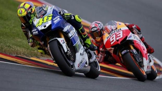 Rossi, Marquez e la fine del motociclismo